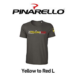 Yellow to Red